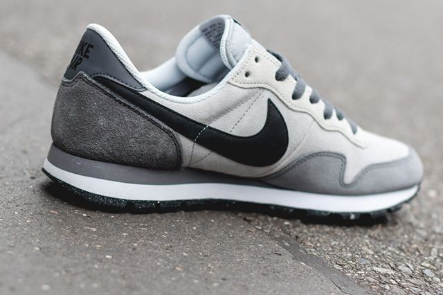 Nike Air Pegasus 83 Ltr Grey Black3