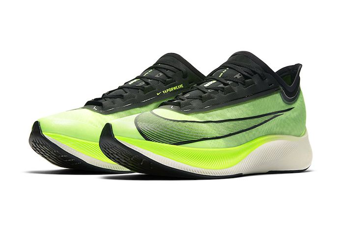 Nike Zoom Fly 3 Electric Green At8240 300 Release Date Pair