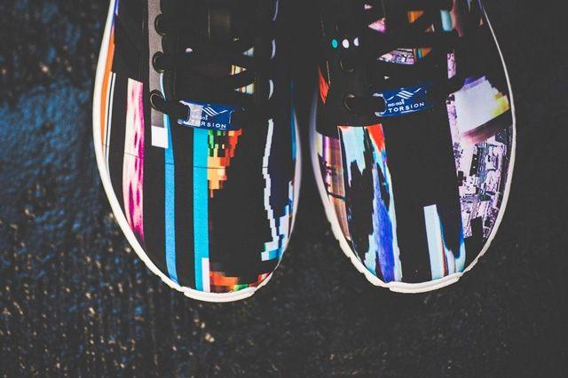 Adidas Zx Flux Cityscape 5