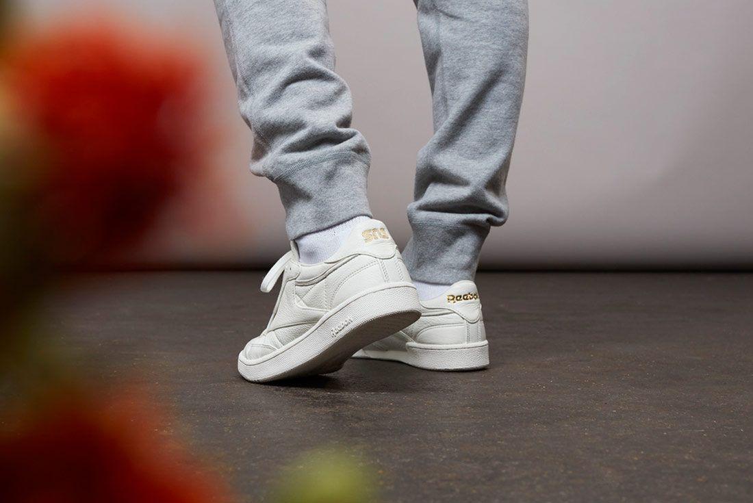 Sneakersnstuff X Reebok Club C 6