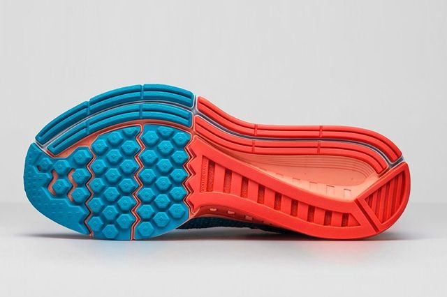 Nike Zoom Air Structure 19 Blue Lagoon Crimson 1