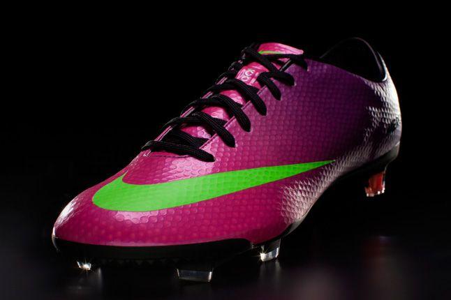 Nike Mercurial Ix Fireberry Toe 1
