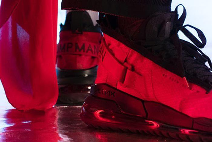 Jordan Proto Max 720 Pigalle Gym Red Heel