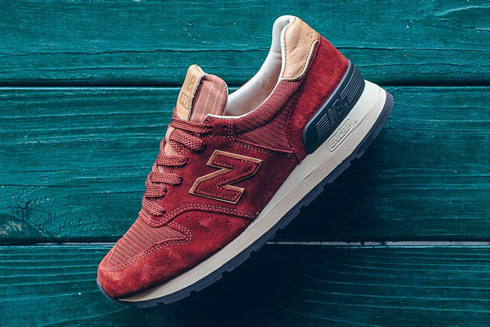 New Balance 995 Made In Usa Clay Brown Baseball 9