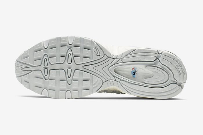 Nike Air Max Tailwind 4 Pure Platinum Aq2567 102 Release Date Outsole