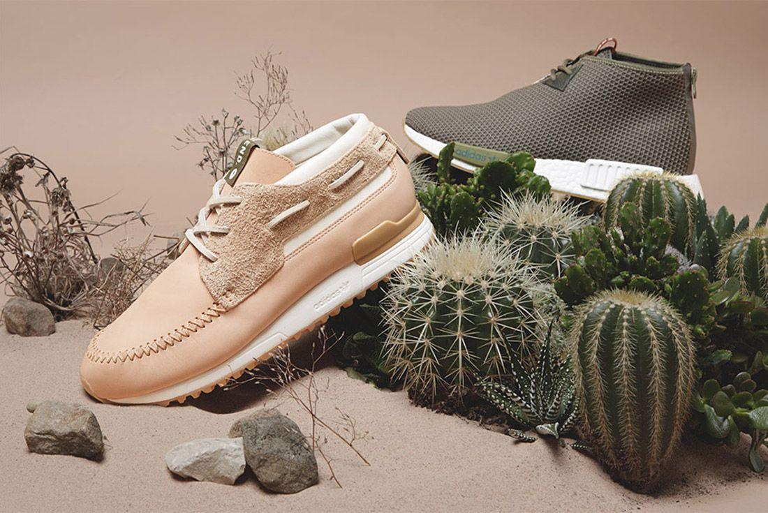 Adidas End Sahara Pack 2