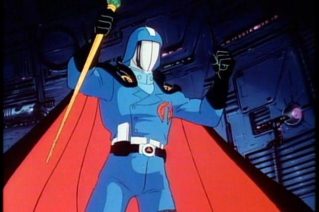 Bait Gi Joe New Balance 574 Cobra Commander Source