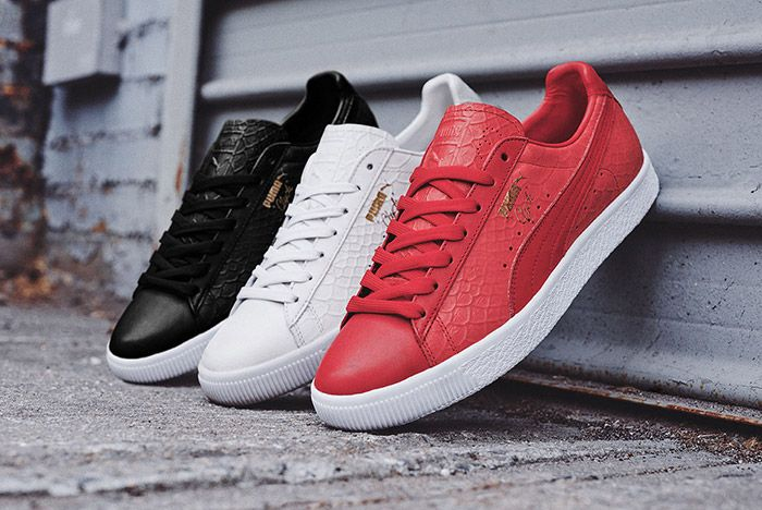Puma Clyde Dressed Pack