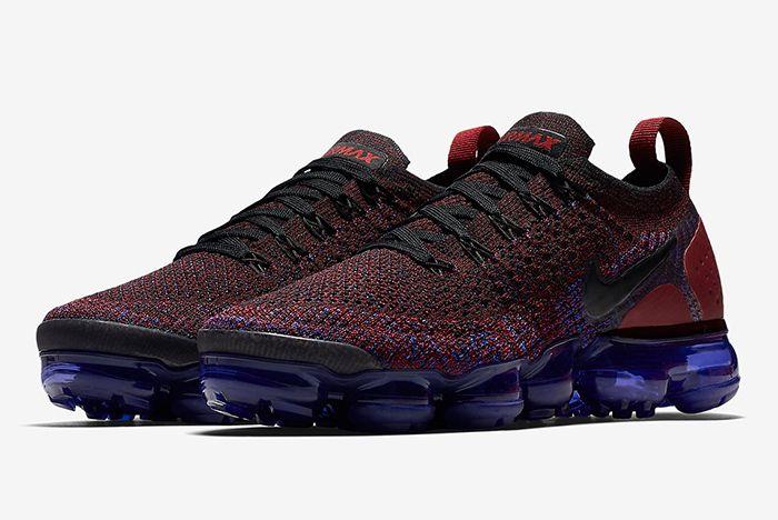 Nike Vapormax 2 0 Team Red Game Royal 1 Sneaker Freaker