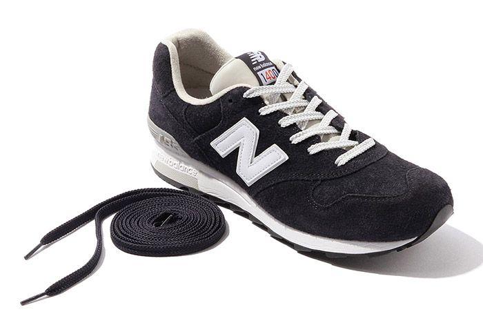 Beams New Balance 1440 Navy 6