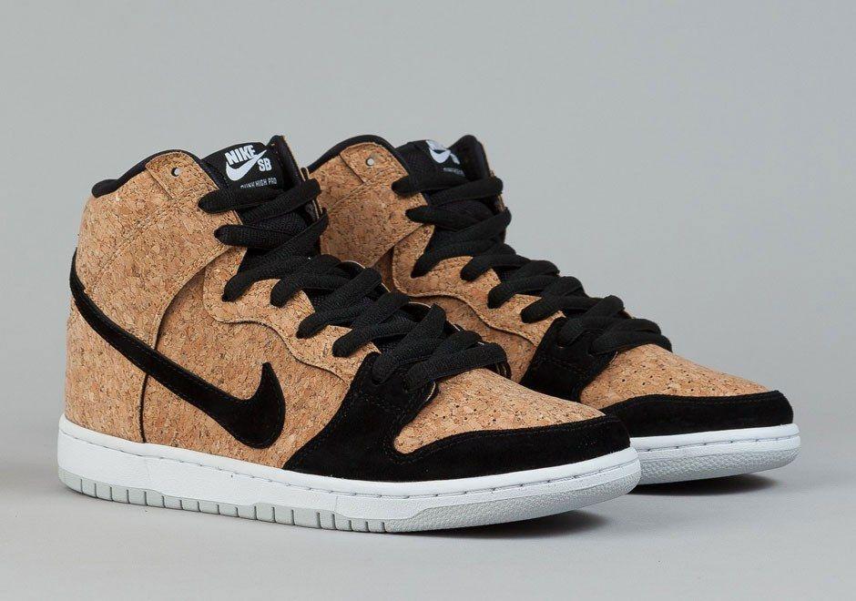 Nike Sb Dunk High Cork 1