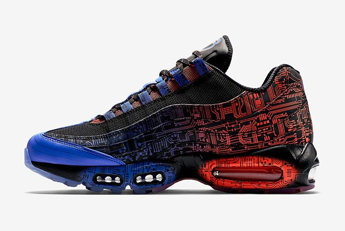 Nike Air Max 95 Doernbecher Freestyle Collection 20154