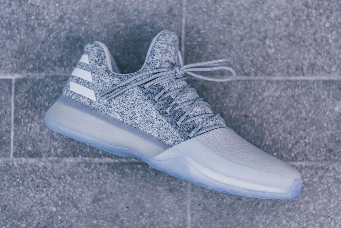 Adidas Harden Vol 1 Grayvy 4