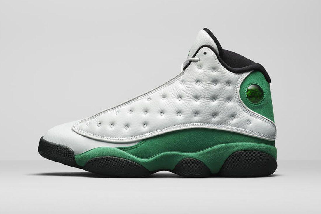 Air Jordan 13 'Lucky Green'