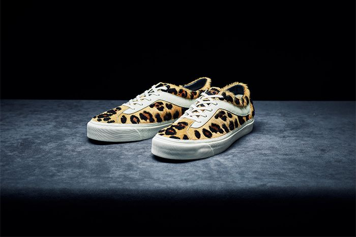 Billys Tokyo Vans Leopard Bold Ni Release Date Lateral