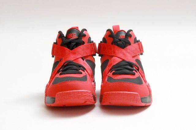 Nike Air Raid University Red 2