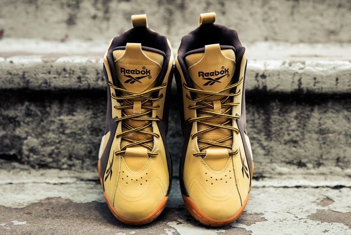 Reebok Kamikaze Wheat 21