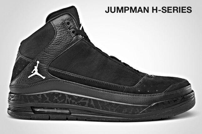 Jumpman H Series Black 1