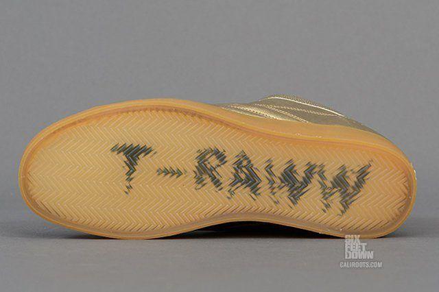 Reebok T Raww Brass Outsole