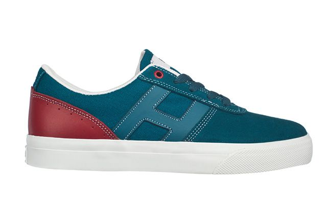 Huf Footwear Choice Teal Brick Single 1
