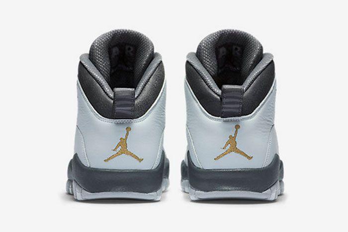 Air Jordan 10 City Pack London 5