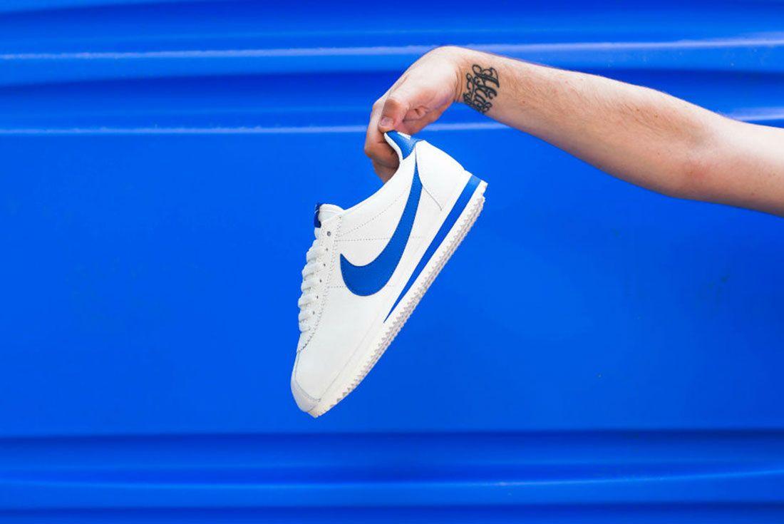 Nike Classic Cortez Leather Se Thumb