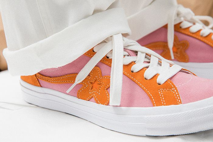 Golf Le Fleur Converse Tyler The Creator Two Tone Uno Closer Look 012 Sneaker Freaker