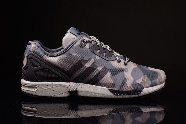 Adidas Zx Flux Decon Camo Pack 3