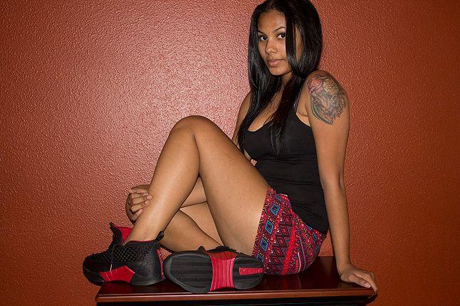 Ericka Female Air Jordan Collector 10 1
