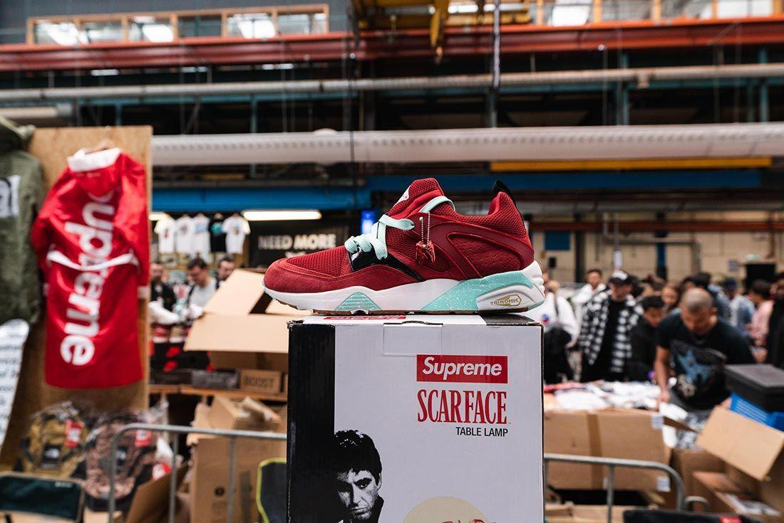 Sneakerness Amsterdam Sneaker Freaker Puma Colab