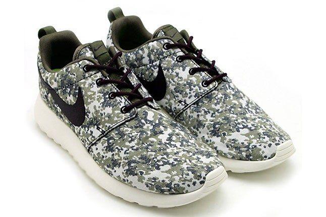 Nike Roshe Run Camo 3 1