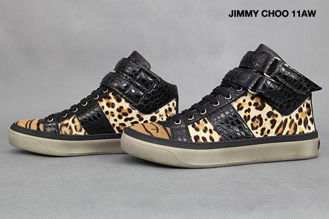 Animal Print Countdown Jimmy Choo 11 Aw 1