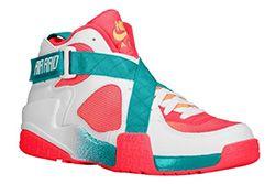 Nike Air Raid White Atomic Mango Turbo Green Laser Crimson Thumb