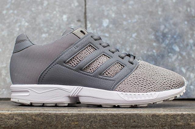 Adidas Zx Flux 2 0 Grey 4