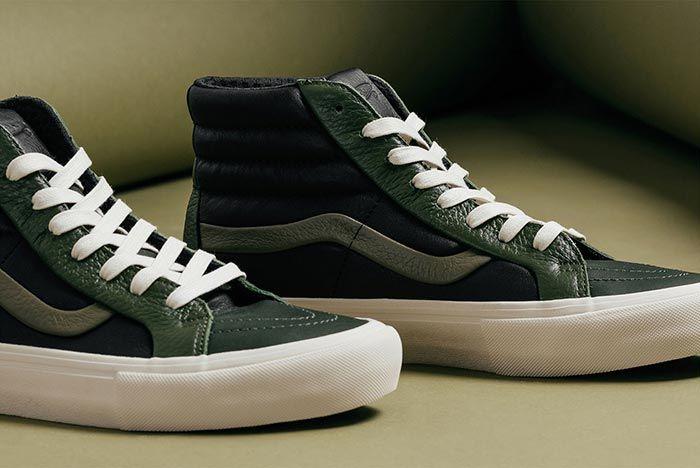 Vans Vault Multi Green Release Date 2