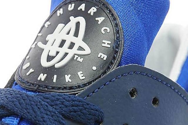 Nike Air Huarache Two Tone Blue 2
