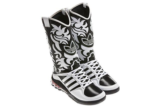 Adidas Originals Js Mega Softcell Cowboy Boots 06 1