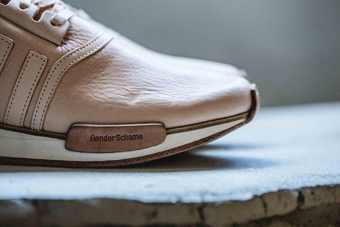 Hender Scheme X Adidas Luxe Leather Pack5