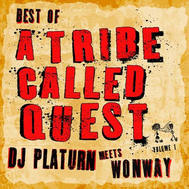 Platurn Tribe Called Quest 1