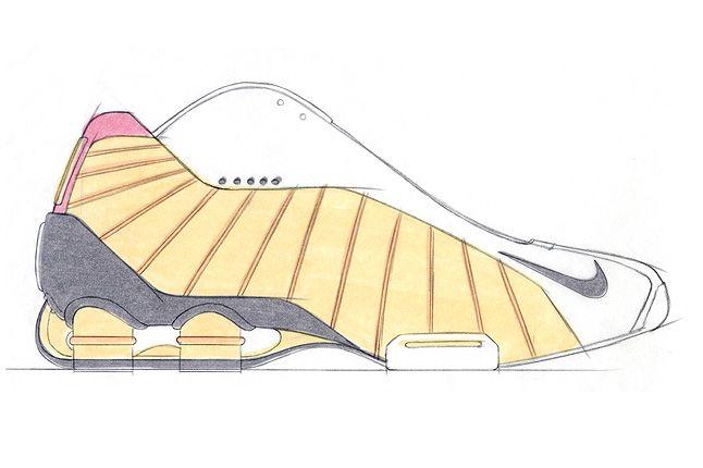 The Making Of Nike Shox Bb4 5 1