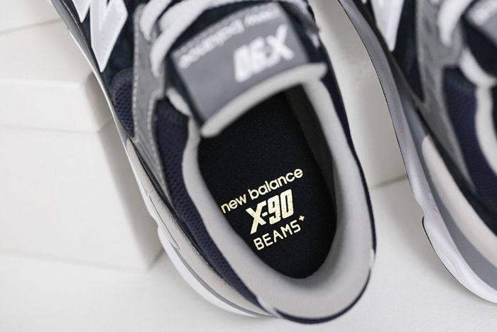 Beams Plus New Balance X 90 2