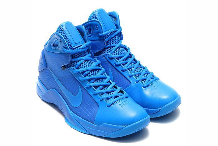 Nike Hyperdunk 2008 Retro Neon Pack Photo Blue 6