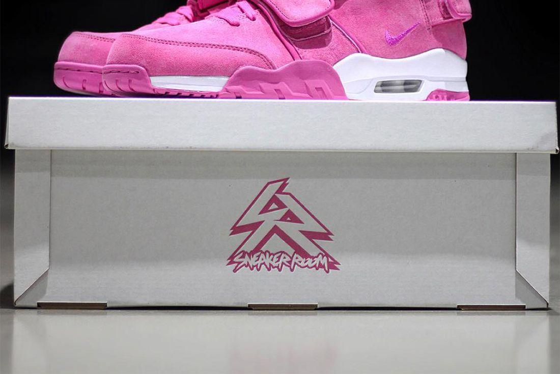 Sneaker Room X Nike Air Trainer Cruz Sr Ls Pink Fire2