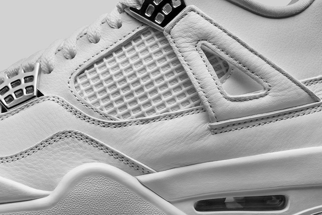 Air Jordan 4 Pure Money12