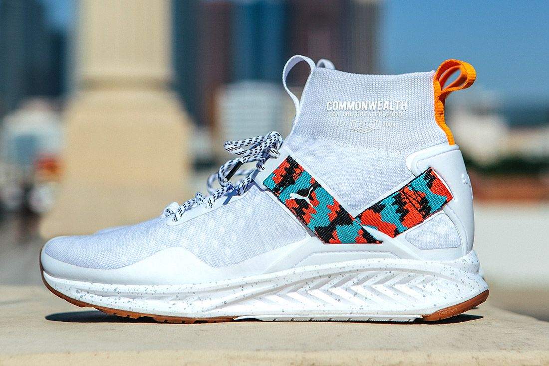 Puma Commonwealth Ignite Evoknit 4
