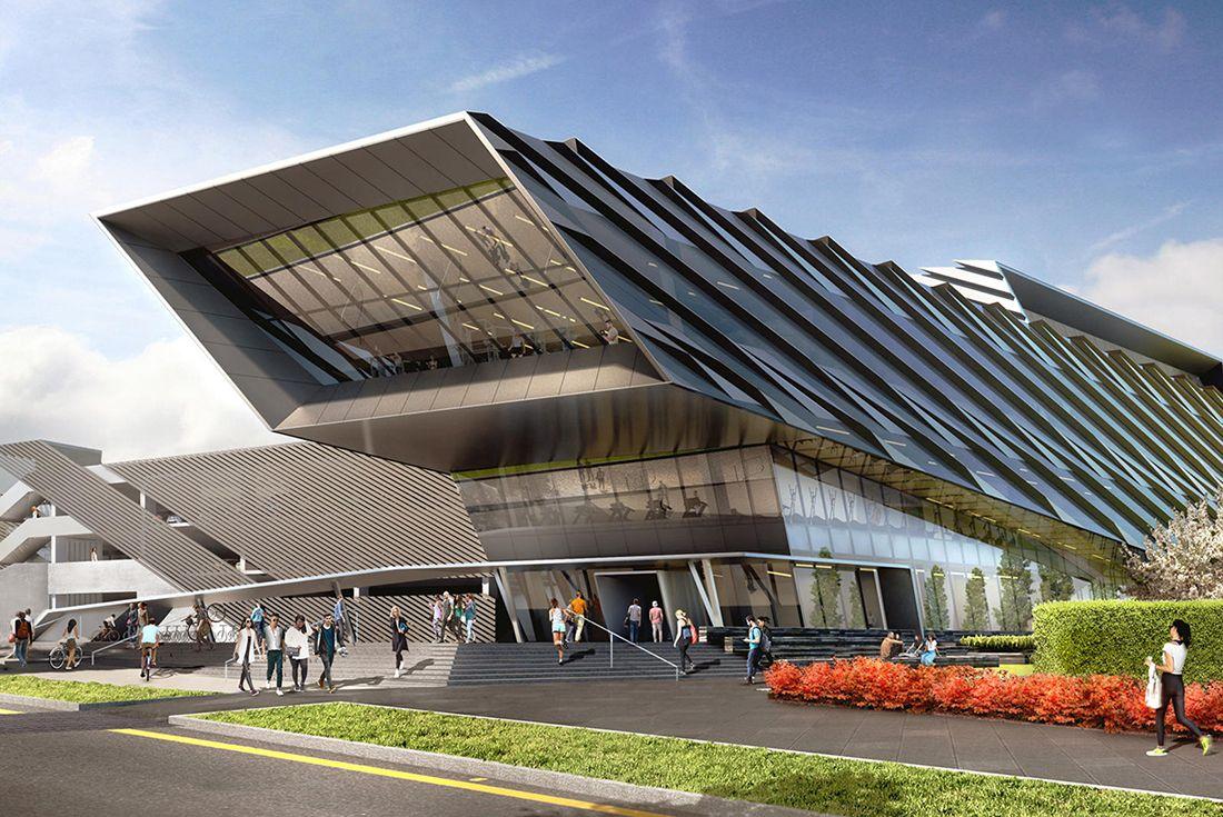 Nike 1 Billion Dollar Headquarters 4