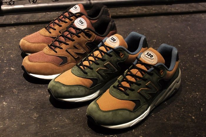 Mita Sneakers New Balance 580 20Th Anniversary 1