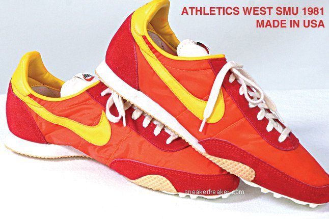 Vintage Collector Lindy Darrell Nike Runners 7