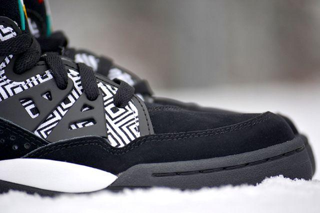 Adidas Mutombo Black White