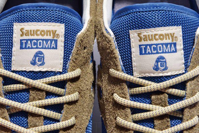Tacoma Fuji Records Saucony Jazz Original Tacoma 1